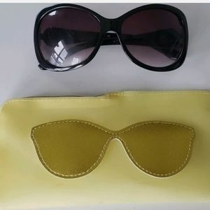 Women's Calvin Klein Sunglasses. R621S. Authentic!